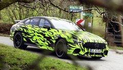De nouvelles images de la Mercedes-AMG GT 4 portes