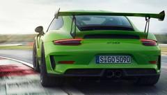 Porsche 911 GT3 RS, la plus puissante 911 de série à moteur atmosphérique