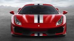 Ferrari 488 Pista : 720 ch au salon de Genève 2018