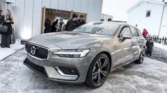 Volvo V60 (2018) : infos et photos officielles du nouveau break V60