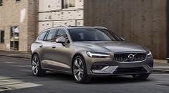 Volvo V60 2018 : la SPA en héritage
