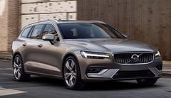 Volvo dévoile le nouveau V60 : tradition respectée