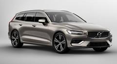 Volvo V60 : l'art du break