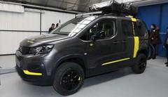 Peugeot Rifter 4x4 Concept : Un showcar qui annonce le Rifter Dangel