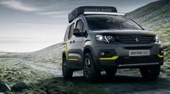 Peugeot Rifter 4x4 Concept : parée pour l'aventure