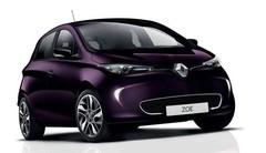 Renault Zoe R110 : survoltée
