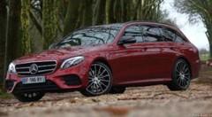 Essai Mercedes Classe E Break 220 d Sportline : Le déménageur de luxe