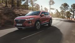 Hyundai Santa Fe : le « surveillant »