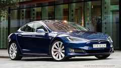 La Tesla Model S a battu la classe S en Europe