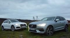 Essai Volvo XC60 et Audi Q5 : les rock-star