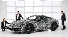 Porsche officialise l'arrivée de la 911 type 992
