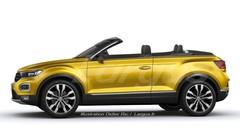 Volkswagen T-Roc : une version cabriolet du SUV officialisée pour 2020