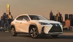 Actualités auto Lexus dévoile le style, musclé, de son UX