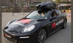 Huawei donne le volant au smartphone