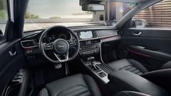 Kia : face-lift et nouveaux 1.6l turbo pour l'Optima