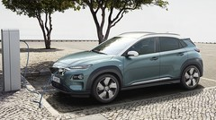 Hyundai Kona Electric : 470 km d'autonomie !