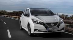 Essai Nissan Leaf (2018) : Bien de son temps