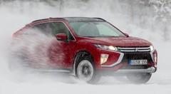 Essai Mitsubishi Eclispe Cross à transmission intégrale S-AWC