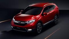 Nouveau Honda CR-V: hybride et 7 places