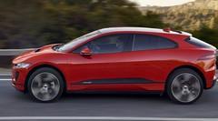 Jaguar dévoile l'I-Pace, premier coup de griffes à Tesla