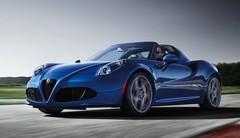 Alfa Romeo 4C : séries limitées Competizione et Italia à Genève 2018