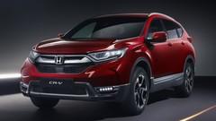 Nouveau Honda CR-V : un hybride pour 2019