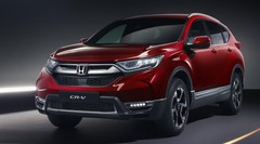 La version européenne du Honda CR-V sera à Genève