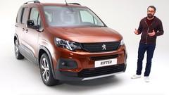 Le nouveau Peugeot Rifter