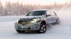Mercedes EQC : premières images