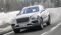 Essai Bentley Bentayga V8 2018 : entrée de gamme !