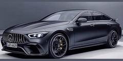 Mercedes-AMG GT coupé (2018) : Photos et vidéo du coupé à 4 portes