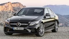 Mercedes-AMG C 43 4Matic : 390 ch