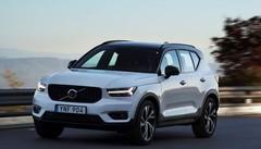 La Volvo XC40 Voiture européenne de l'année 2018