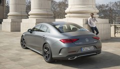 Essai Mercedes CLS 400 d (2018) : force, beauté et sérénité