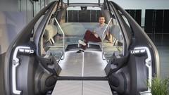 Renault EZ-GO Concept : le robot taxi autonome au salon de Genève 2018