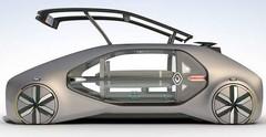 Renault EZ-GO : 6 occupants mais pas de conducteur