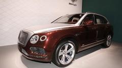 Bentley Bentayga Hybrid : le SUV Bentley en mode hybride avec un V6