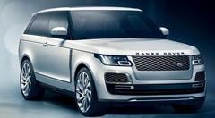 Range Rover SV Coupé : le plus gros coupé du monde