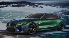 BMW Concept M8 Gran Coupé : GT munichoise