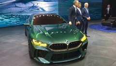 La BMW Concept M8 Gran Coupé révélée au salon de Genève !