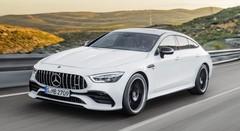 Mercedes-AMG GT Coupé 4-portes : la CLS en tenue de sport