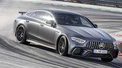 Mercedes-AMG GT Coupé : 4 portes et une de plus