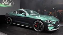 La Mustang Bullitt débarque en Europe