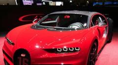 Bugatti Chiron Sport : nos photos depuis le salon de Genève
