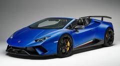 Lamborghini Hurácan Spyder Performante : mélange des genres