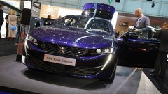 Peugeot 508 : les finitions Allure, GT Line et First Edition à Genève
