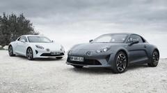 Alpine A110 Pure et Légende : la gamme au complet