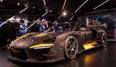 McLaren Senna Carbone 2018 : la personnalisation au sommet