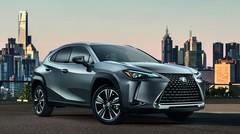 Lexus UX : un premier SUV compact pour Lexus