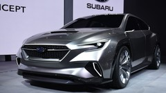 Subaru Viziv Tourer Concept : la famille Viziv accueille un break